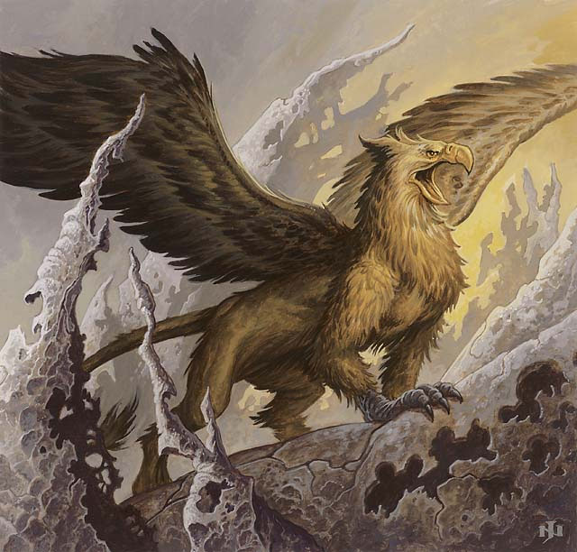 Nice Images Collection: Griffin Desktop Wallpapers