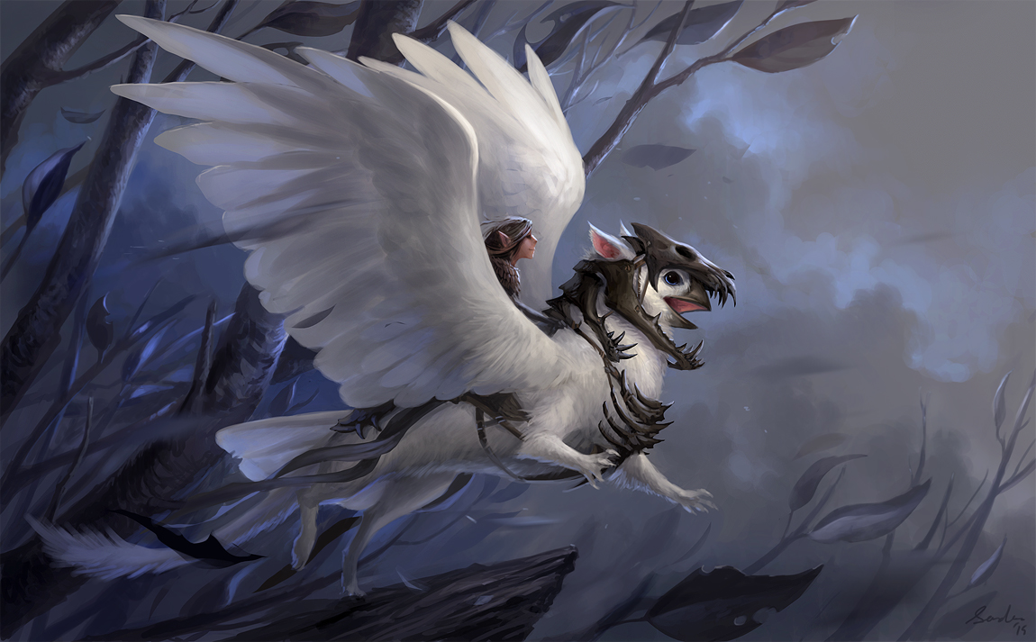 HQ Griffin Wallpapers | File 470.25Kb
