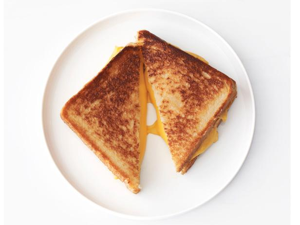 Grilled Cheese Pics, Food Collection