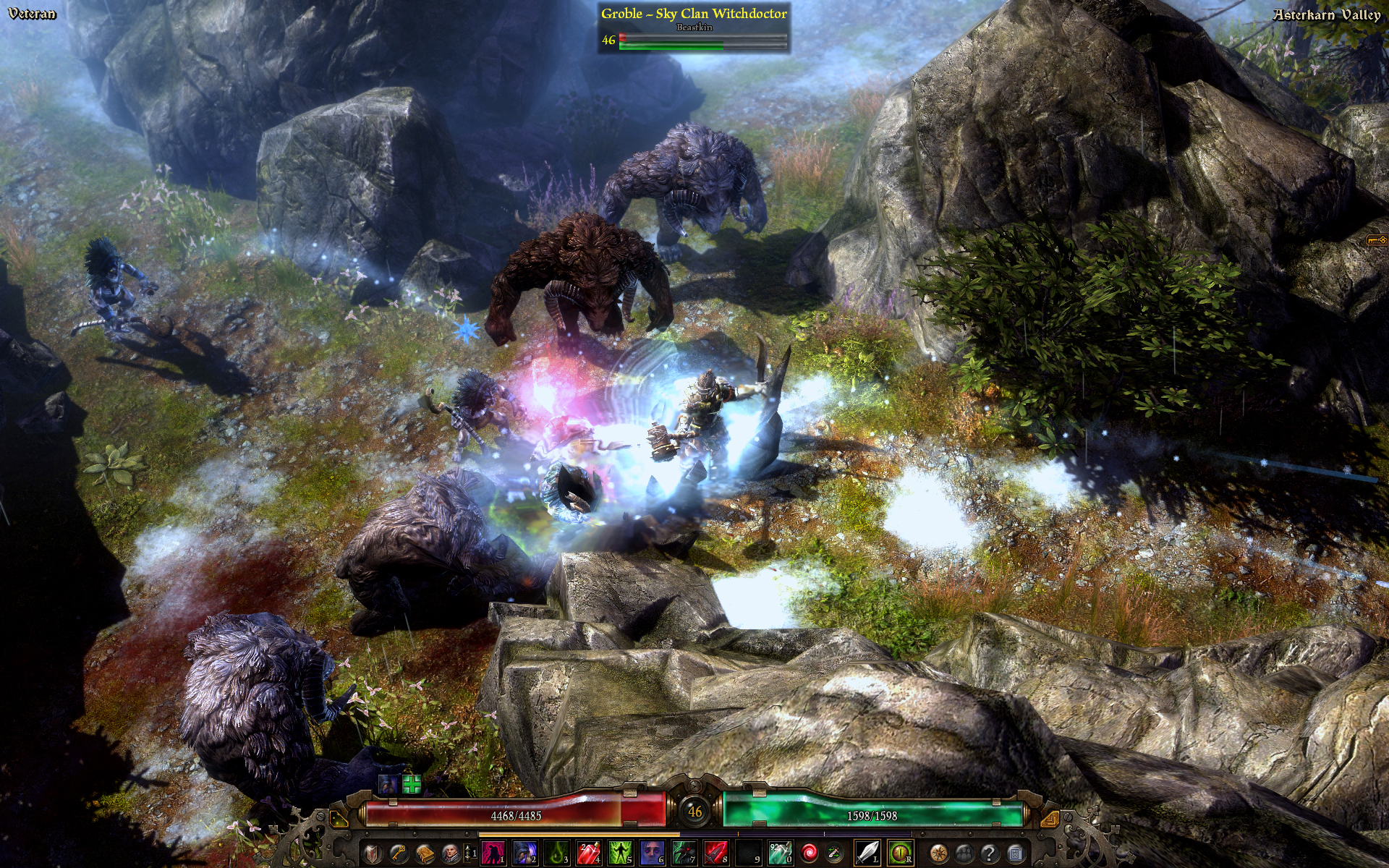 Grim Dawn Backgrounds, Compatible - PC, Mobile, Gadgets| 1920x1200 px