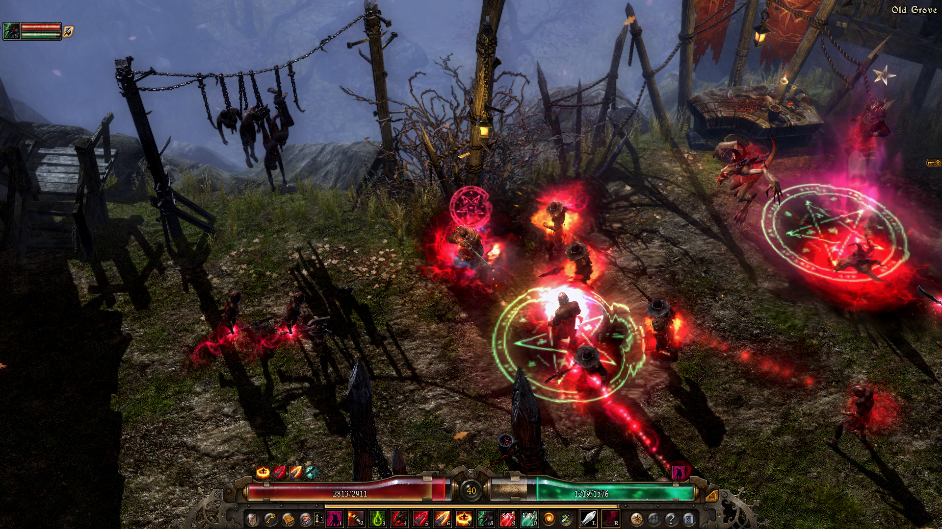 Nice wallpapers Grim Dawn 1920x1080px