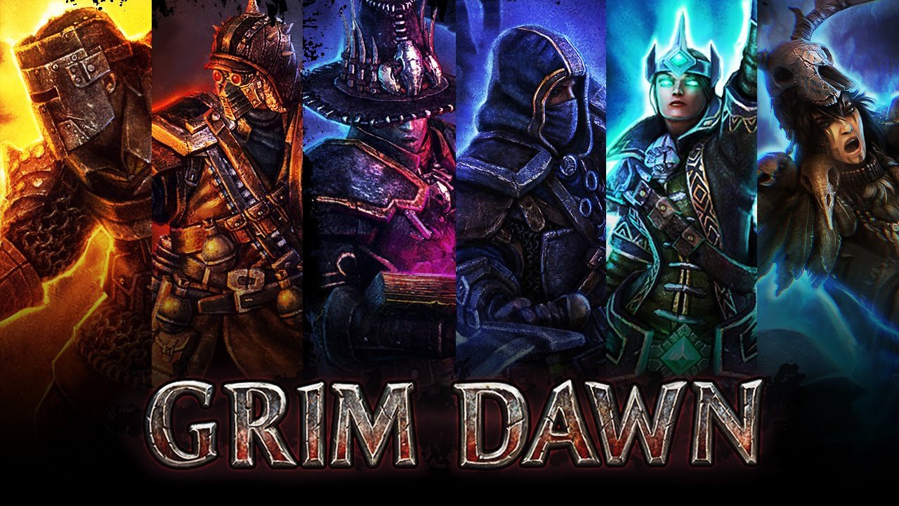 Images of Grim Dawn | 1280x720