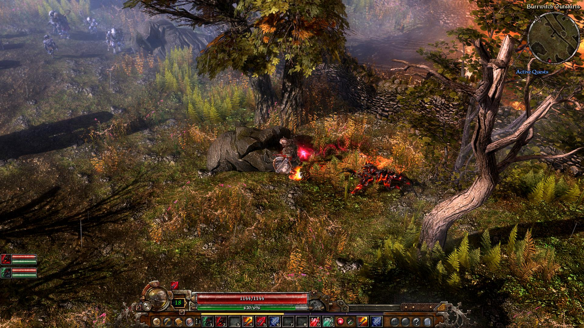 1920x1080 > Grim Dawn Wallpapers