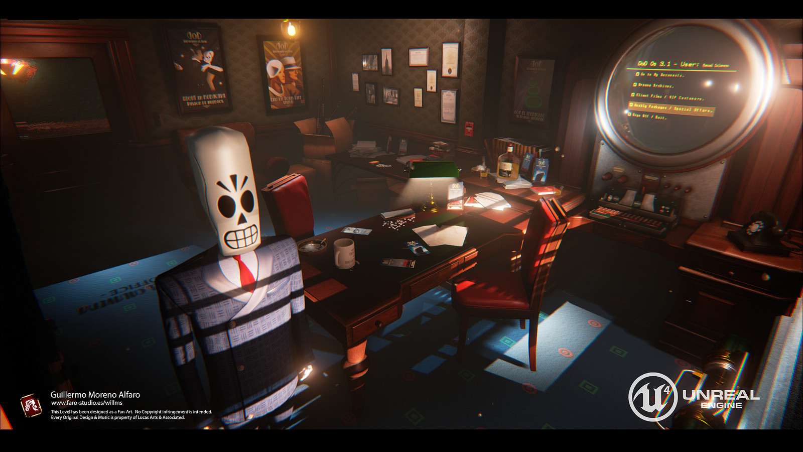 Images of Grim Fandango | 1600x900