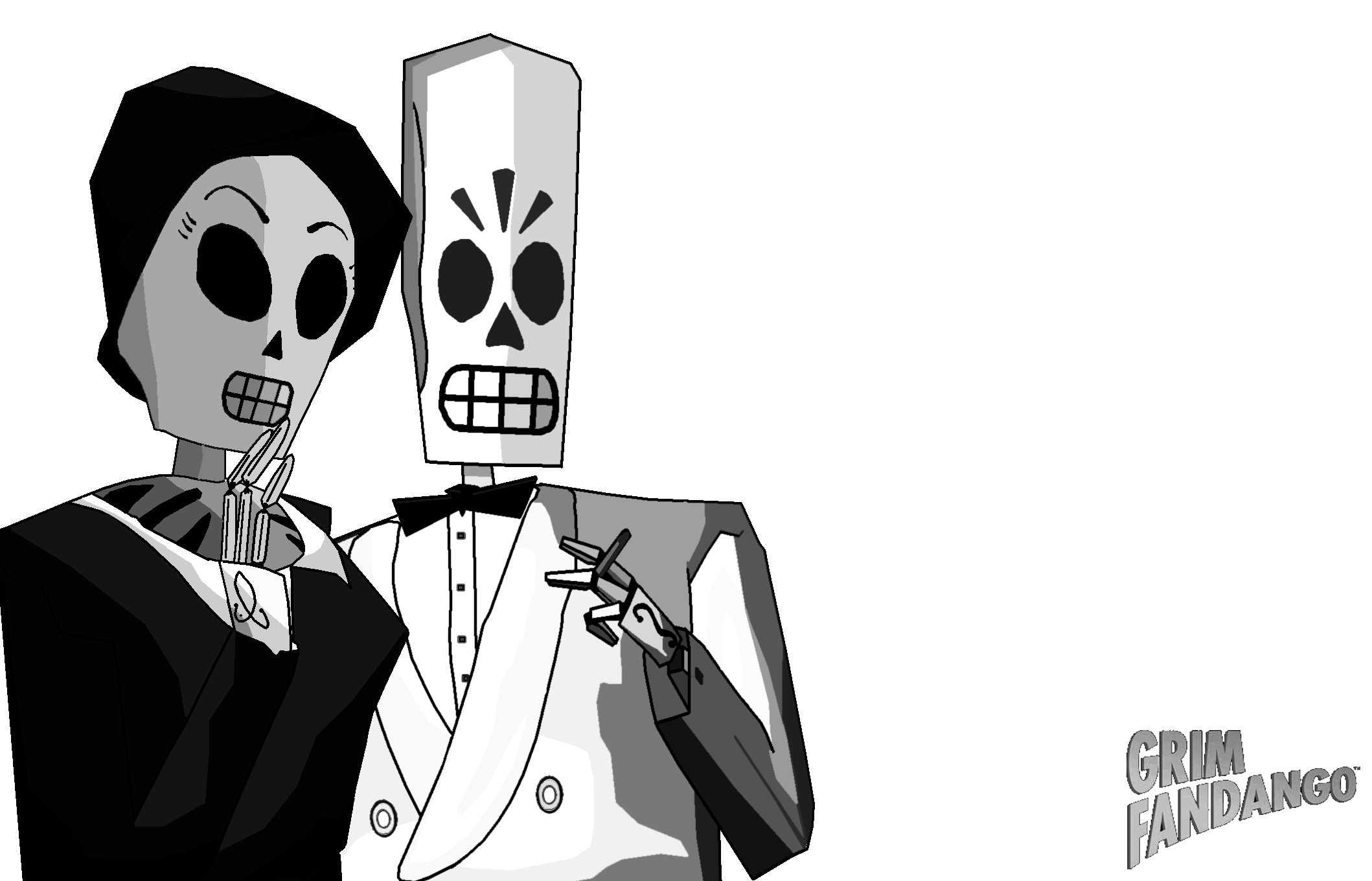 Grim Fandango Backgrounds, Compatible - PC, Mobile, Gadgets| 2118x1360 px