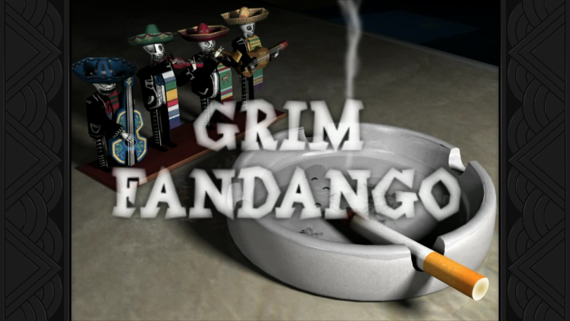 High Resolution Wallpaper | Grim Fandango 1920x1080 px