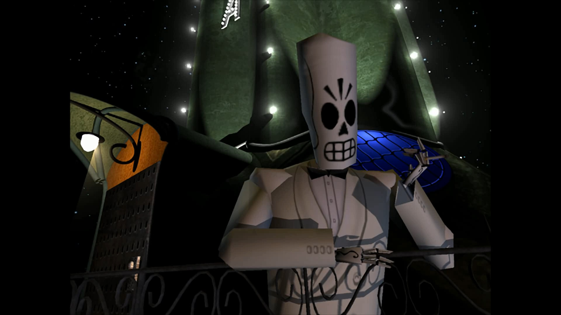Amazing Grim Fandango Pictures & Backgrounds