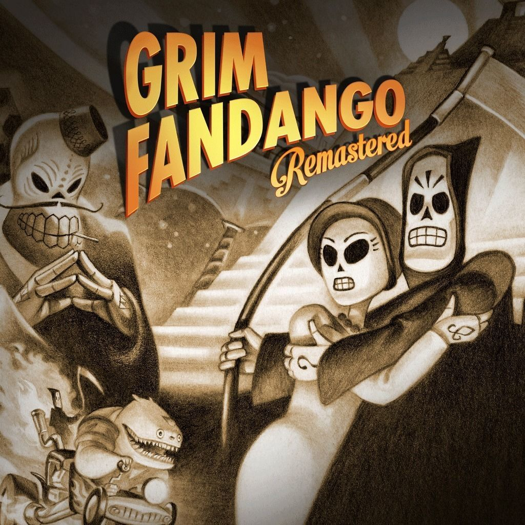 Images of Grim Fandango Remastered | 1024x1024