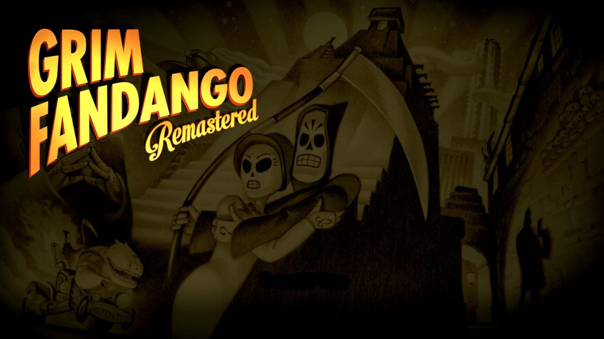 Images of Grim Fandango Remastered | 1920x1080