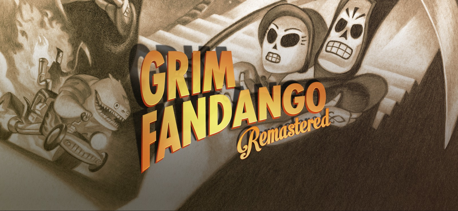 Grim Fandango Remastered Backgrounds on Wallpapers Vista