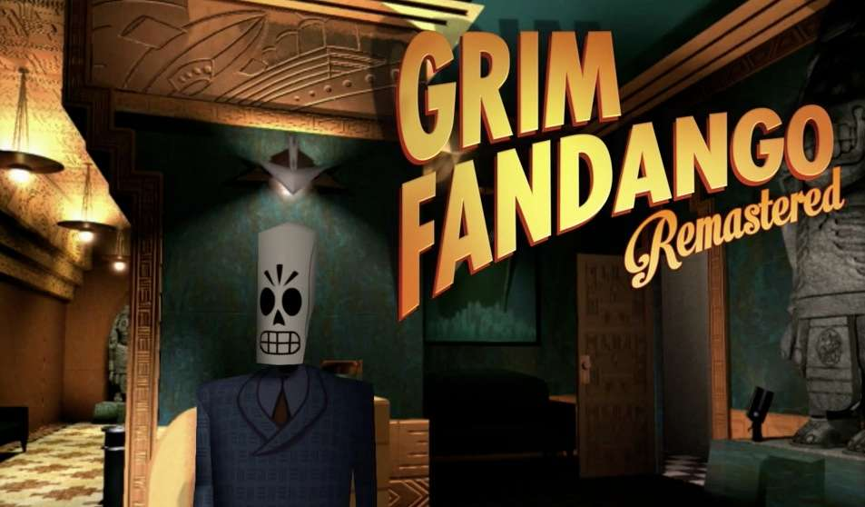 Nice Images Collection: Grim Fandango Remastered Desktop Wallpapers