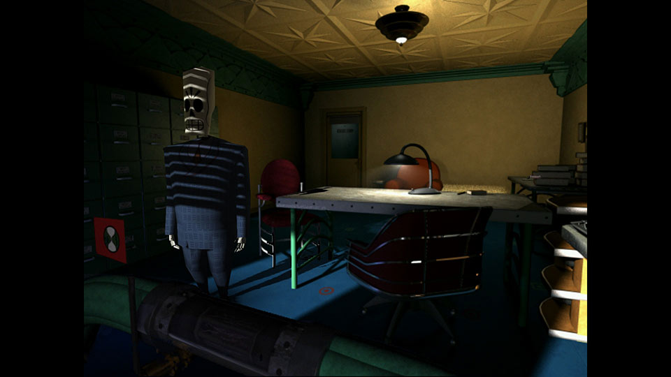 Grim Fandango Pics, Video Game Collection