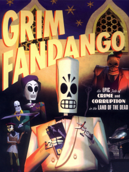Nice Images Collection: Grim Fandango Desktop Wallpapers