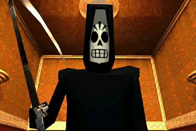 630x420 > Grim Fandango Wallpapers