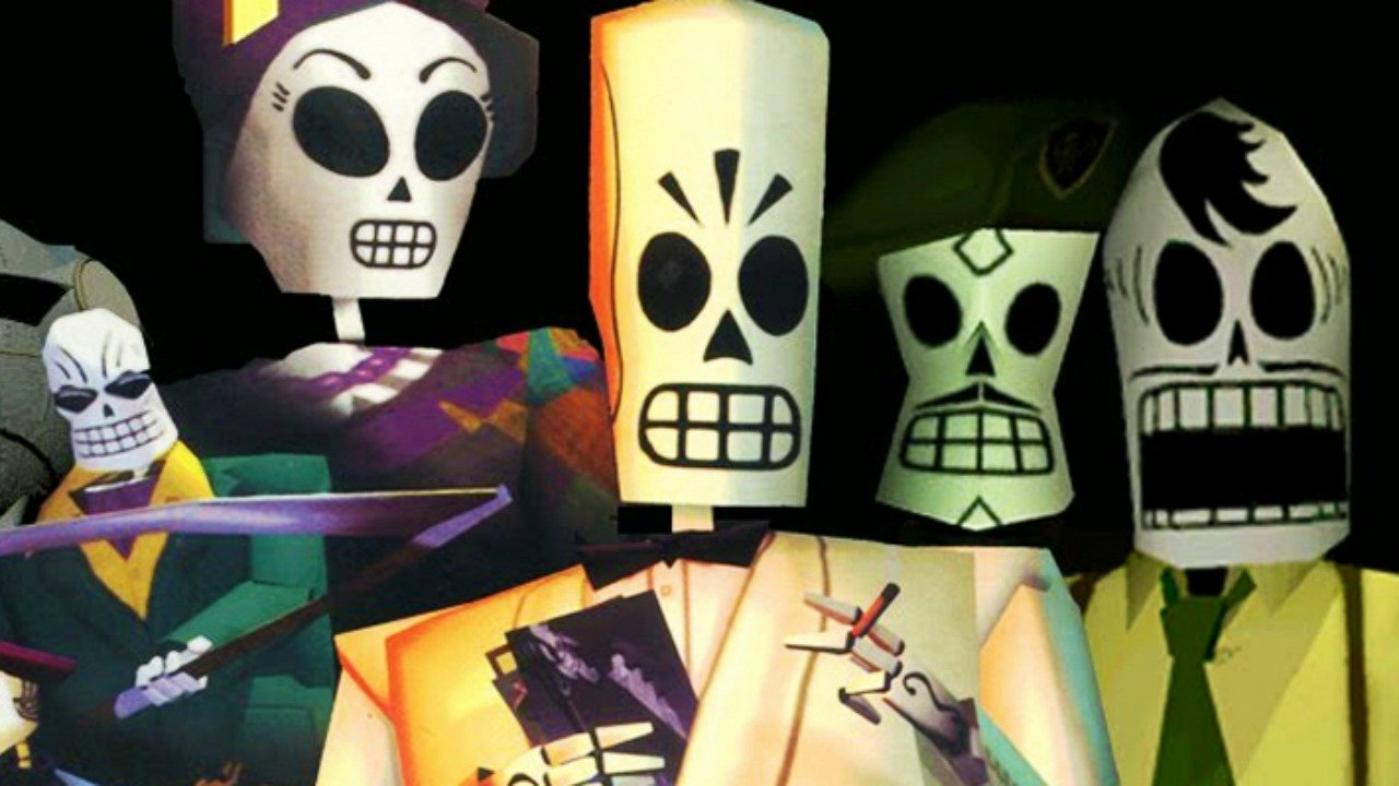 1280x720 > Grim Fandango Wallpapers
