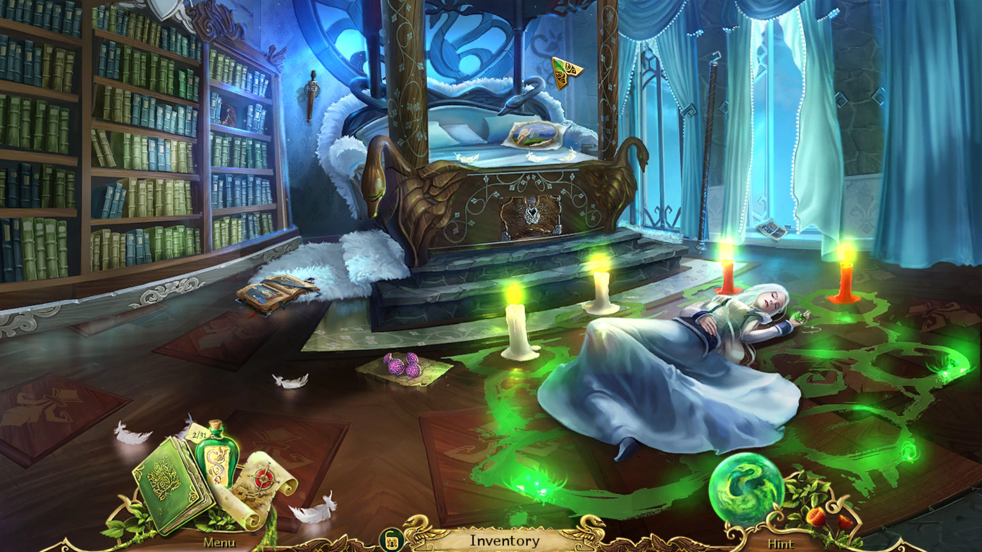 Amazing Grim Legends 2: Song Of The Dark Swan Pictures & Backgrounds
