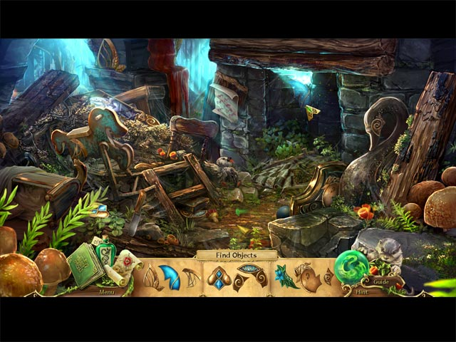 Grim Legends 2: Song Of The Dark Swan Backgrounds, Compatible - PC, Mobile, Gadgets| 640x480 px