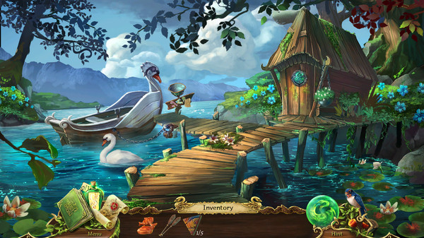 HQ Grim Legends 2: Song Of The Dark Swan Wallpapers | File 117.32Kb