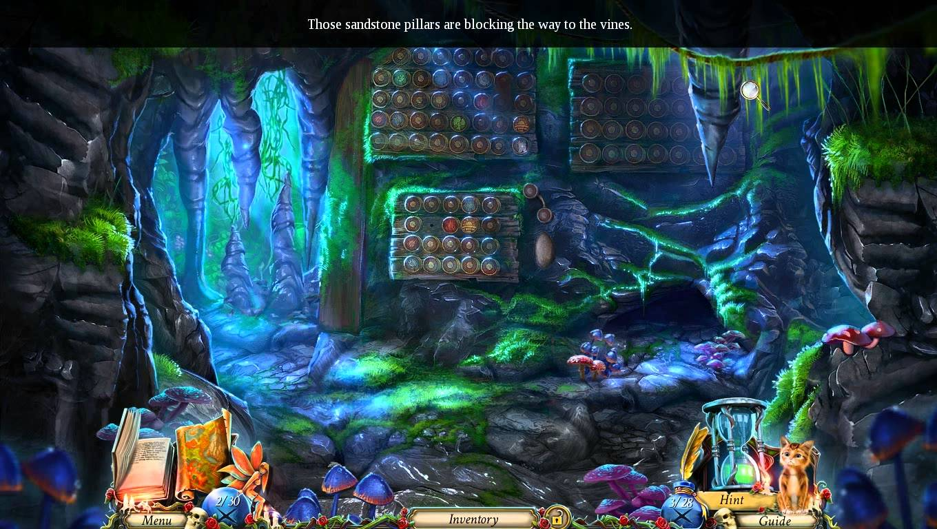 Grim Legends: The Forsaken Bride Backgrounds, Compatible - PC, Mobile, Gadgets| 1360x768 px