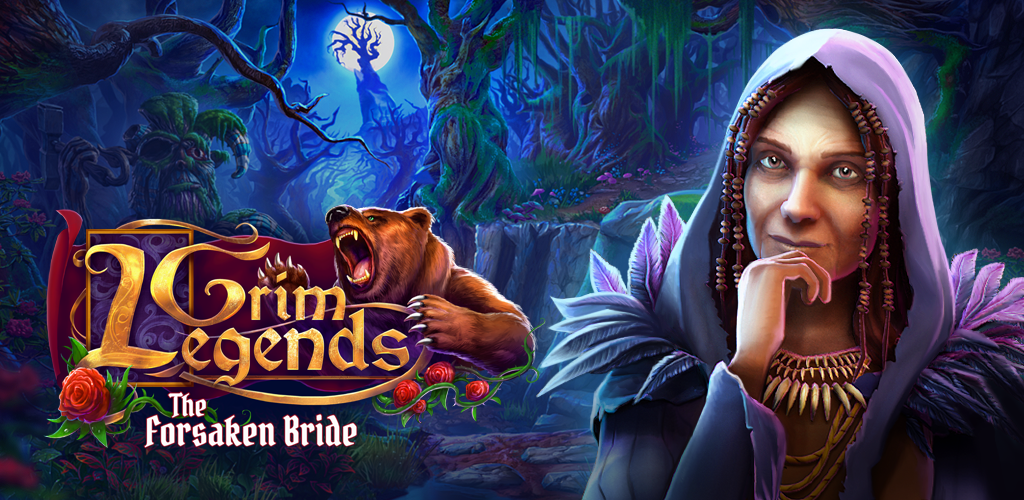 Grim Legends: The Forsaken Bride High Quality Background on Wallpapers Vista