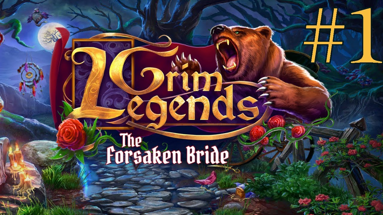 Grim Legends: The Forsaken Bride Backgrounds on Wallpapers Vista
