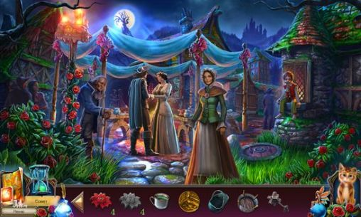 Grim Legends: The Forsaken Bride Backgrounds, Compatible - PC, Mobile, Gadgets| 508x305 px