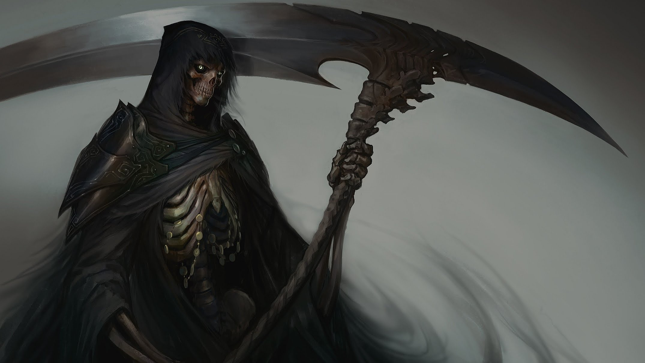 Grim Reaper Wallpapers Dark Hq Grim Reaper Pictures 4k