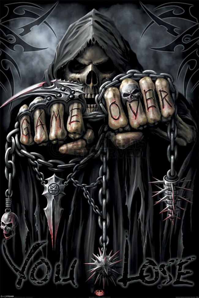 Nice wallpapers Grim Reaper 650x975px