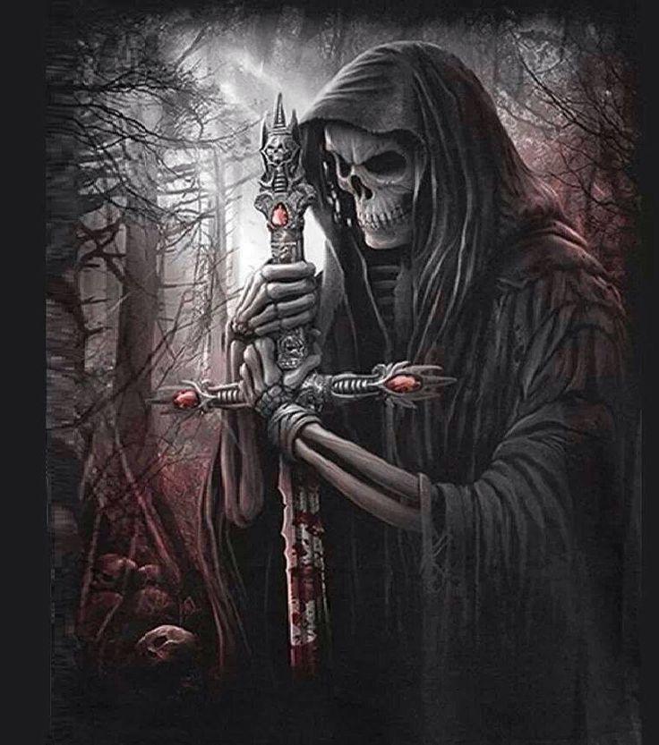 Grim Reaper Pics, Dark Collection