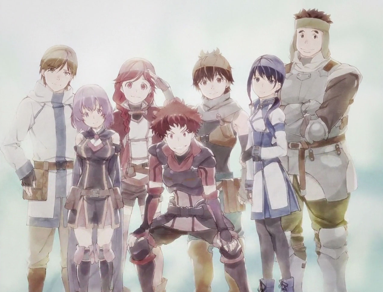 Nice wallpapers Grimgar Of Fantasy And Ash 1272x972px