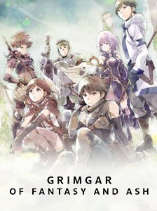 Grimgar Of Fantasy And Ash Backgrounds, Compatible - PC, Mobile, Gadgets| 224x300 px
