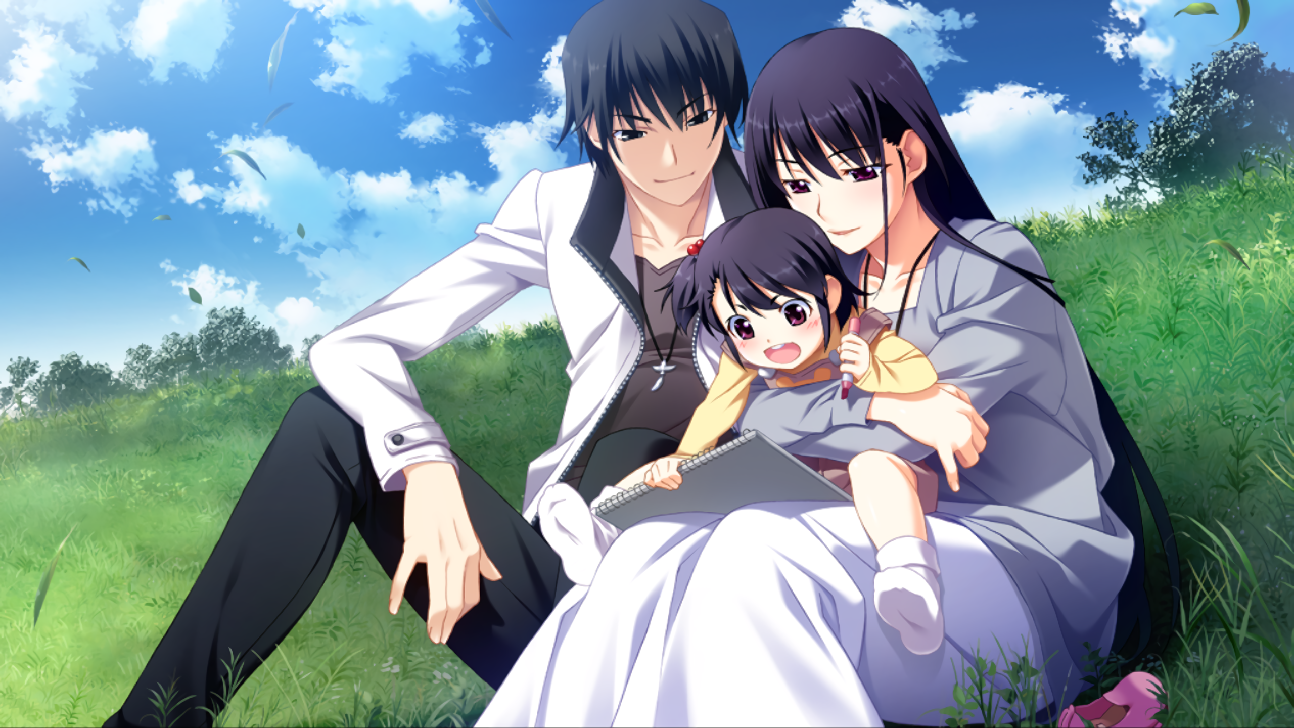 Amazing Grisaia (Series) Pictures & Backgrounds