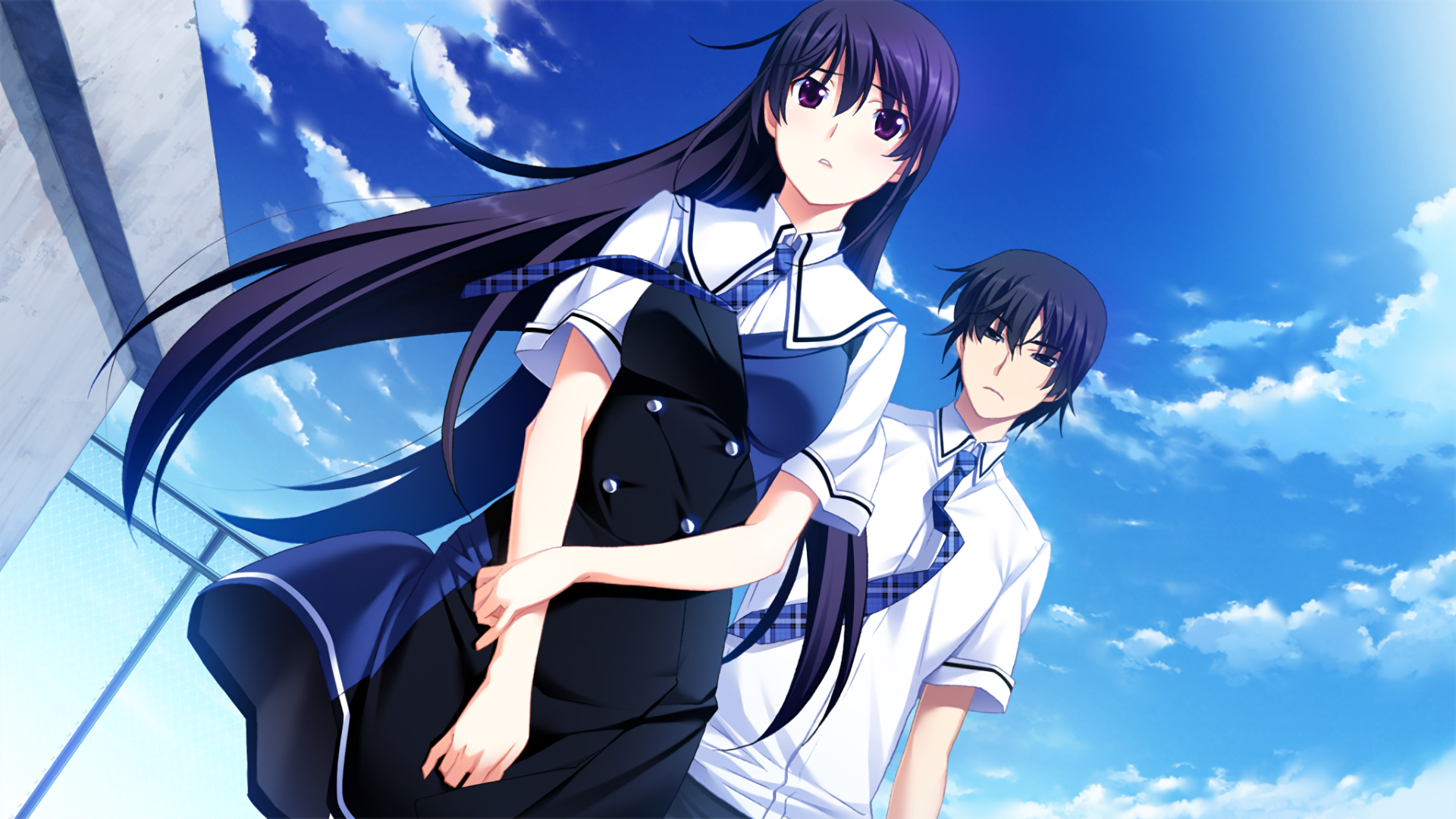 1920x1080 > Grisaia (Series) Wallpapers