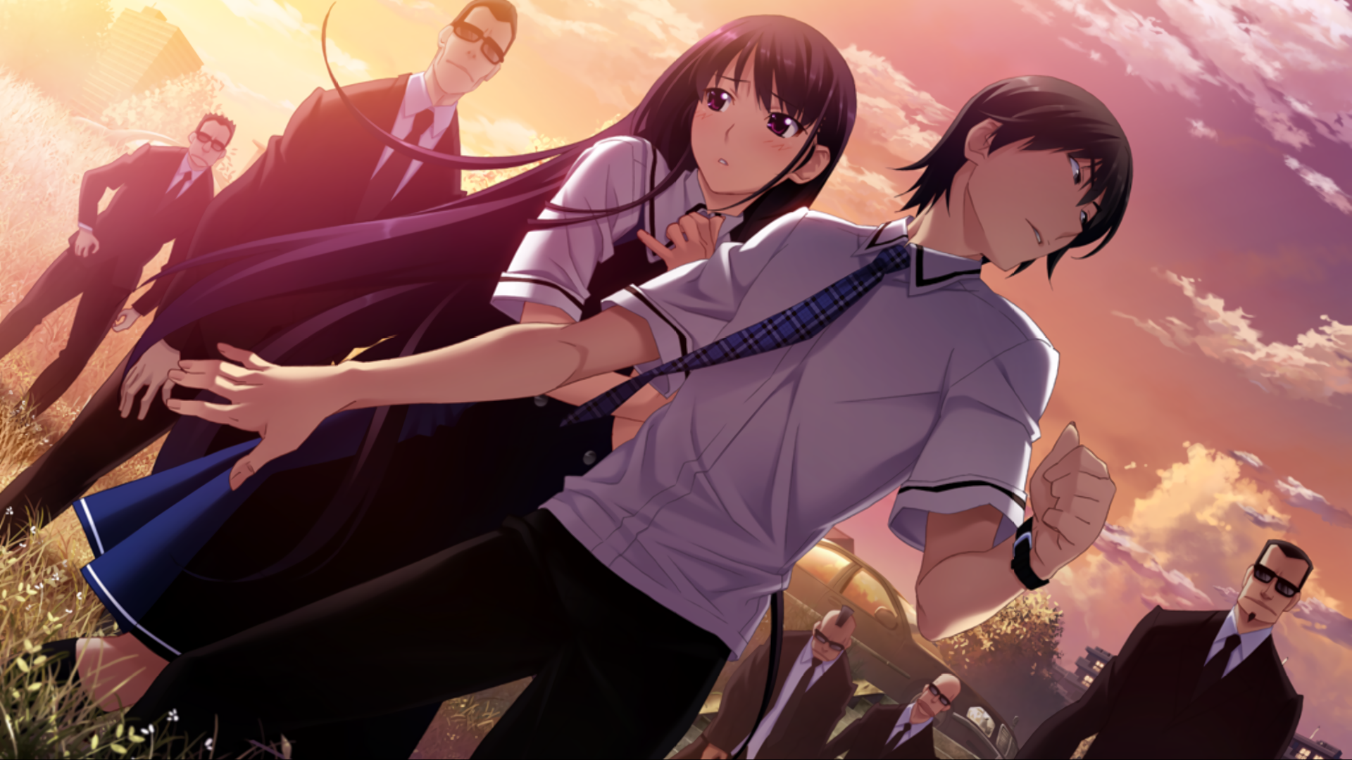Grisaia (Series) Backgrounds on Wallpapers Vista