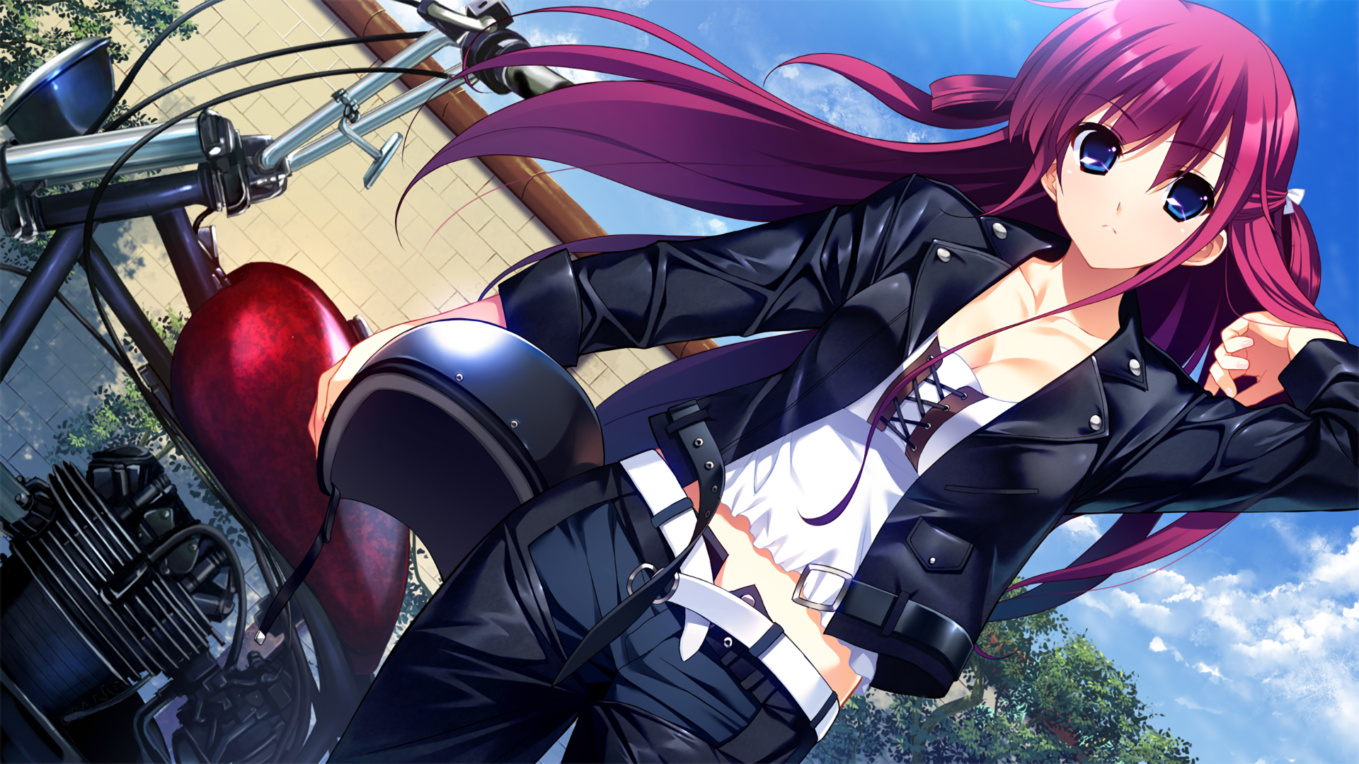 Nice Images Collection: Grisaia (Series) Desktop Wallpapers