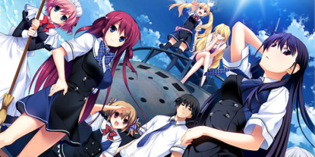HQ Grisaia (Series) Wallpapers | File 274.3Kb