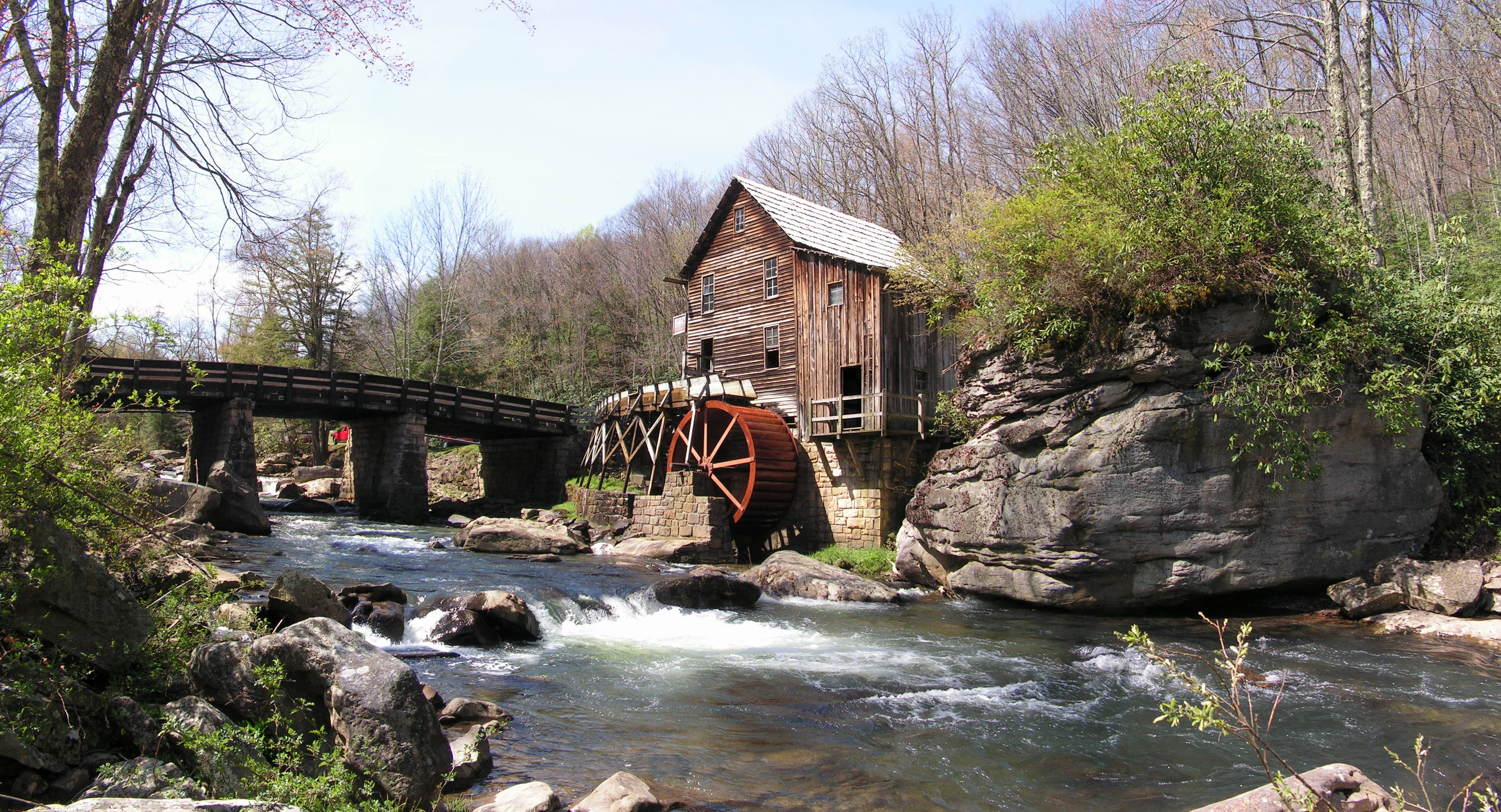 Amazing Grist Mill Pictures & Backgrounds