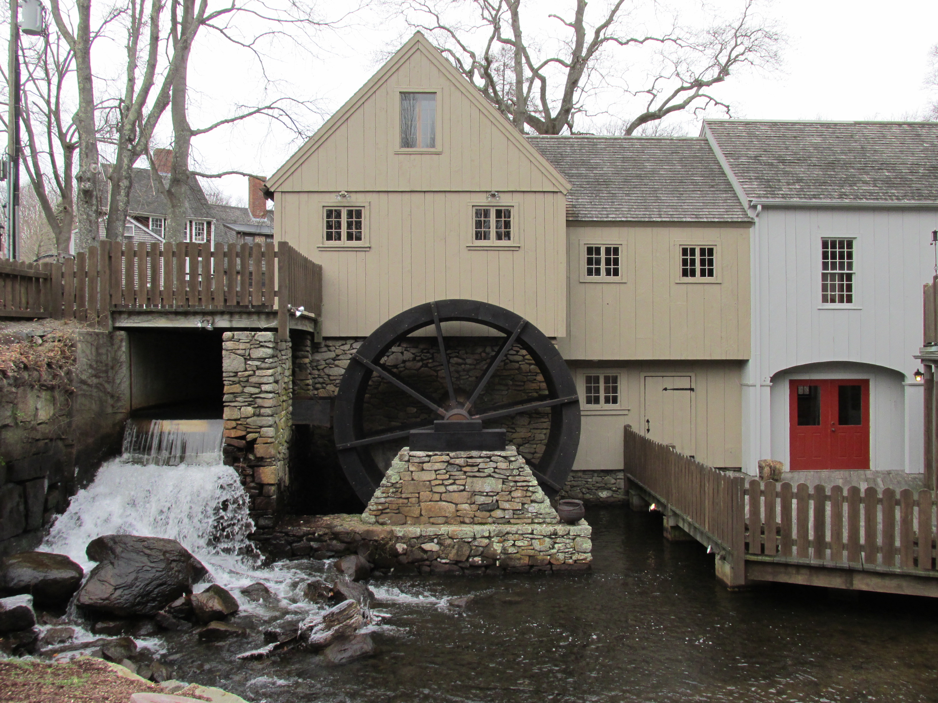 Grist Mill #9
