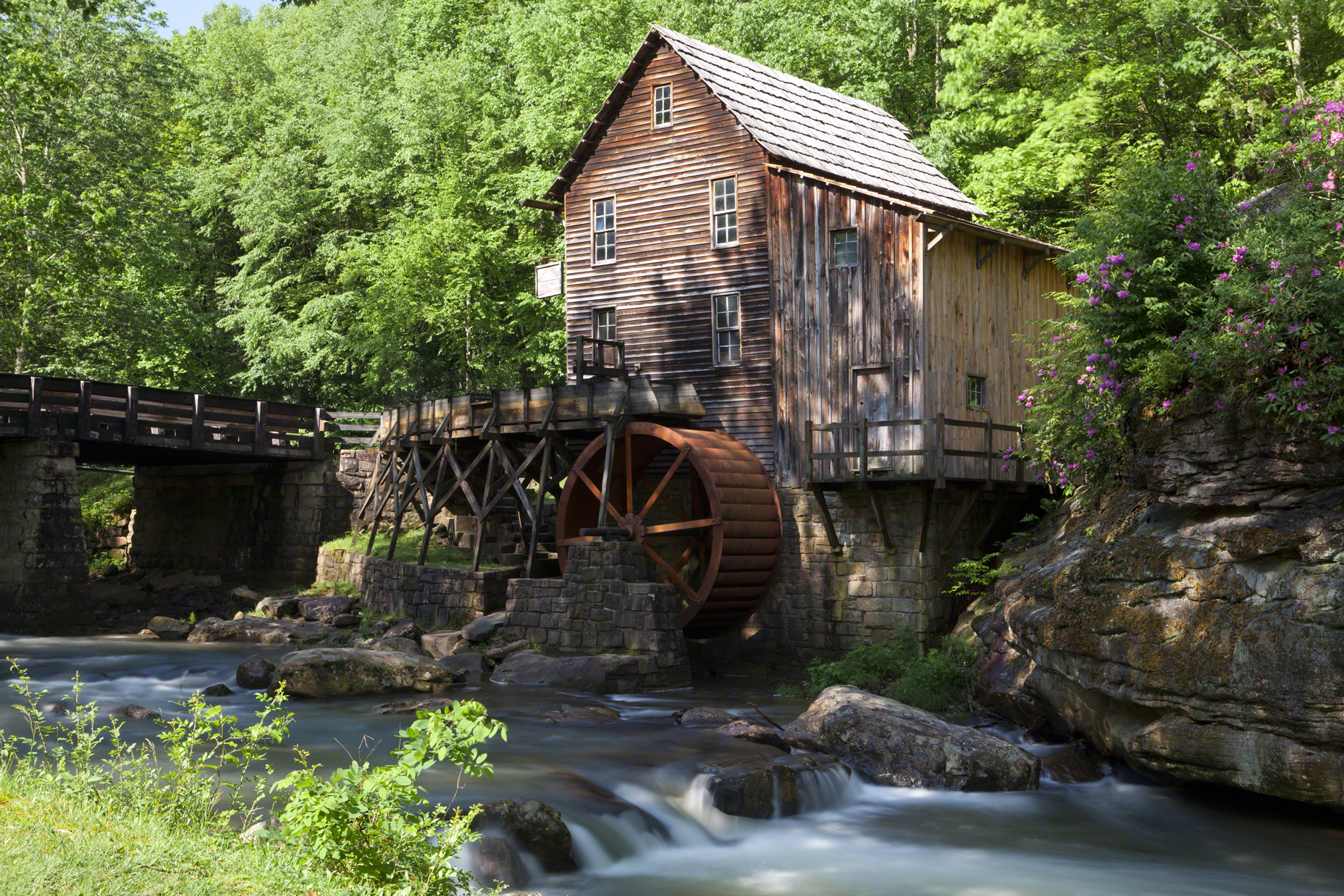 Grist Mill #3