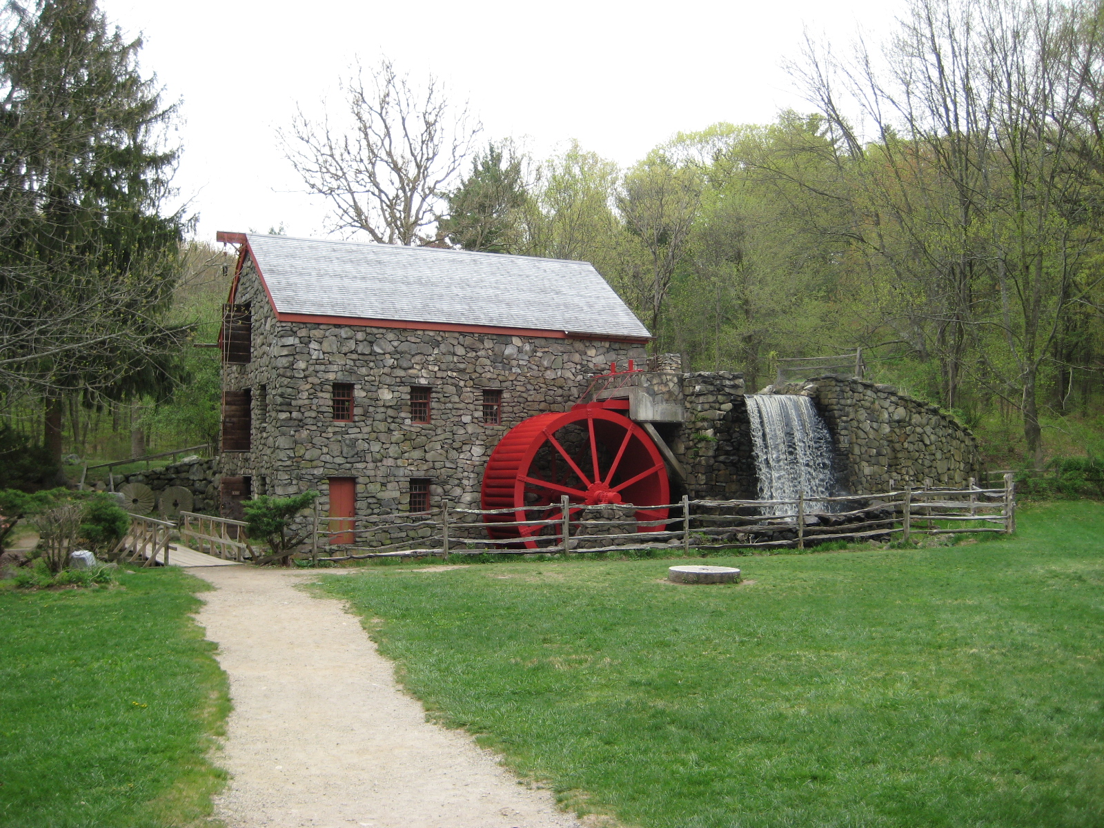 1600x1200 > Grist Mill Wallpapers