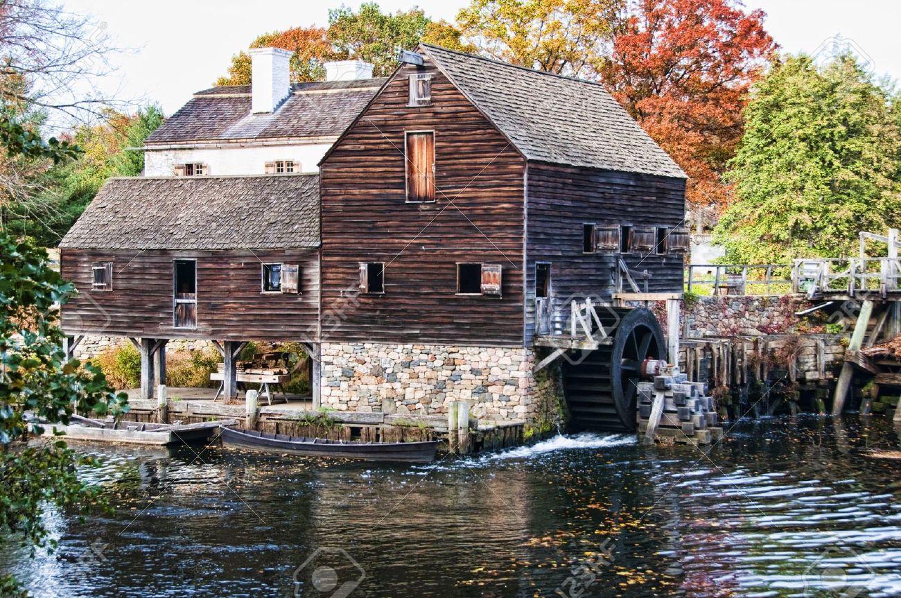 Grist Mill #2