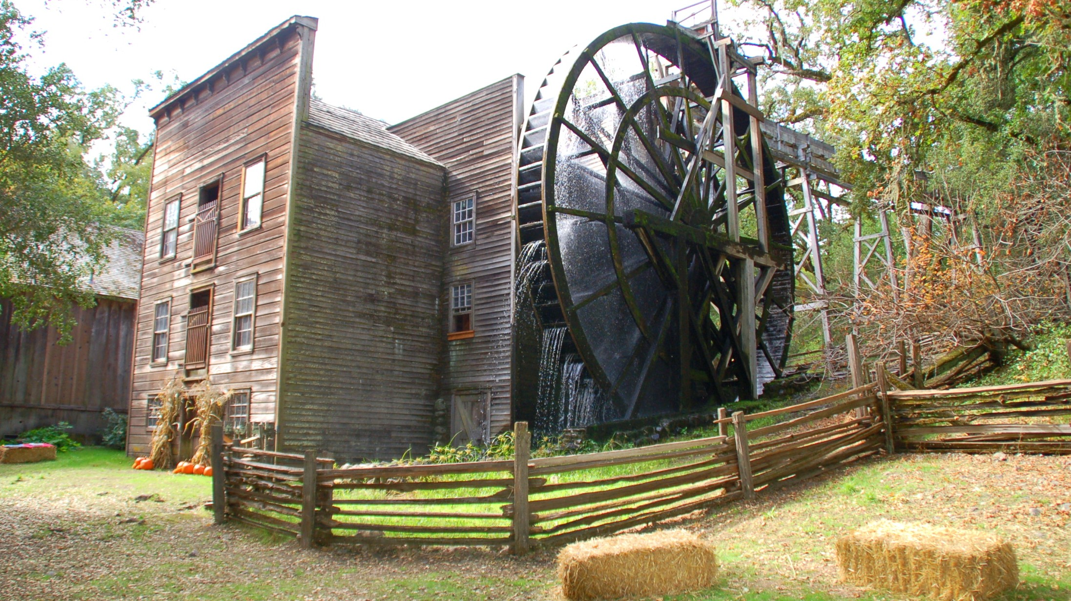 Grist Mill Pics, Artistic Collection