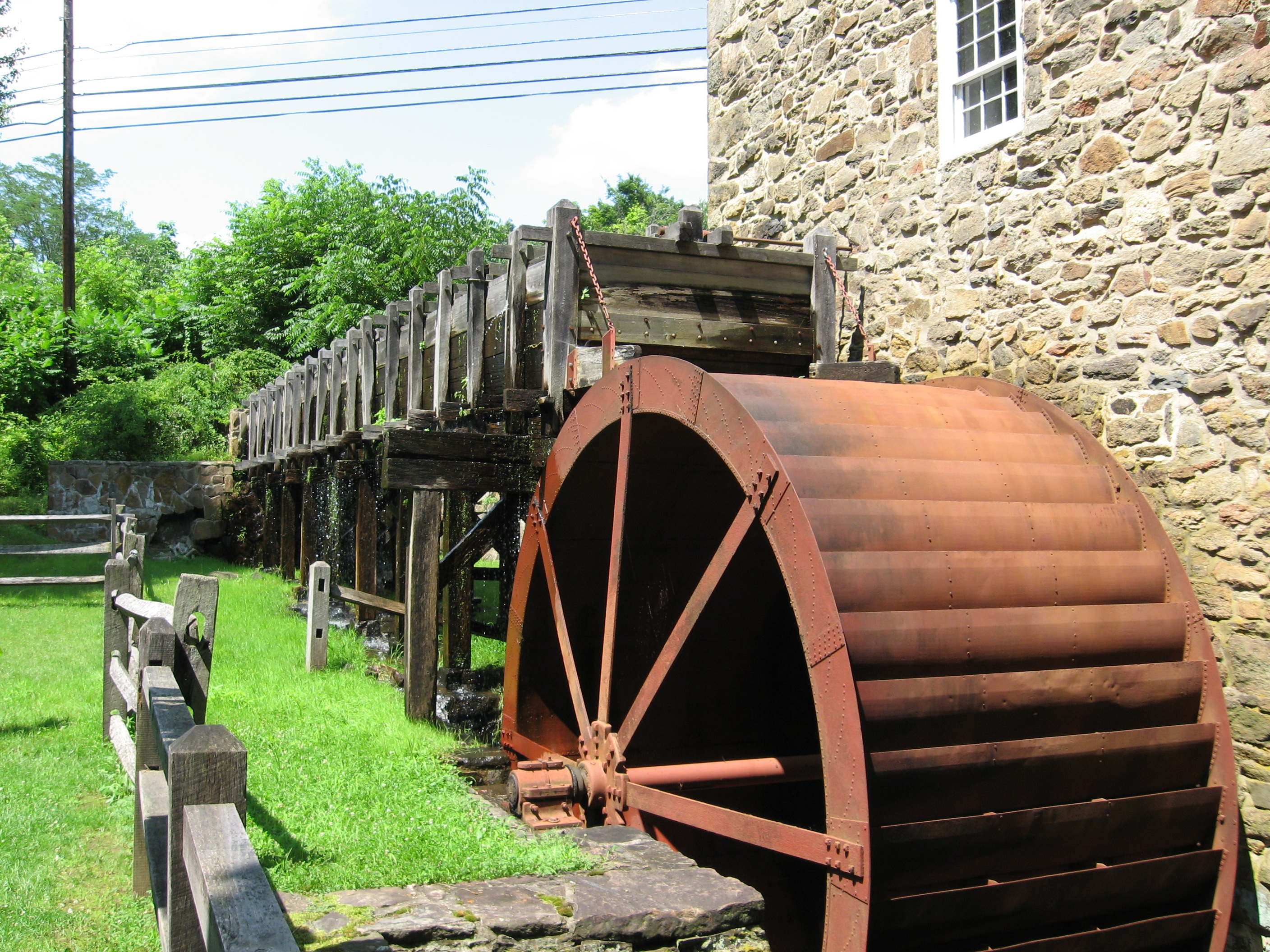 Grist Mill #7