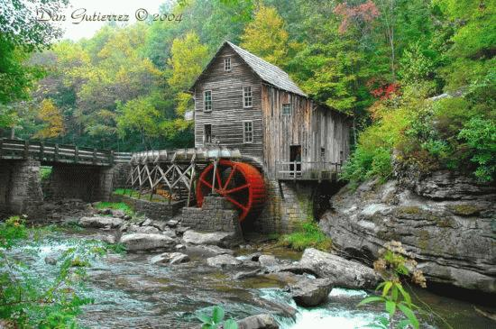 Grist Mill #18
