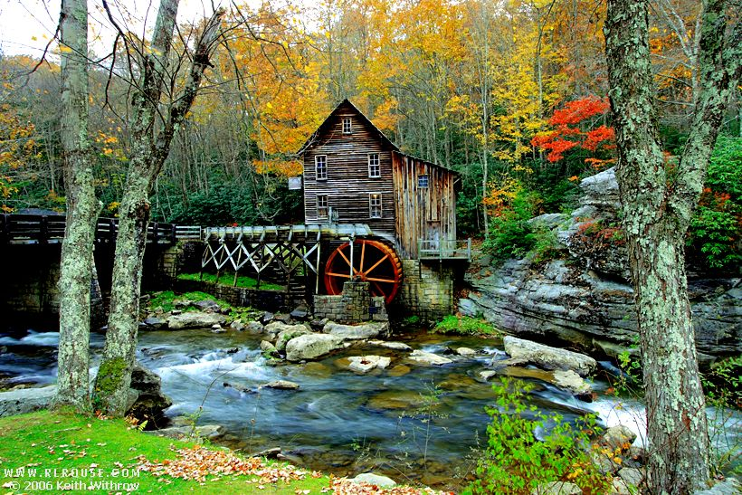Grist Mill #17