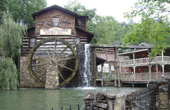 Images of Grist Mill | 550x357