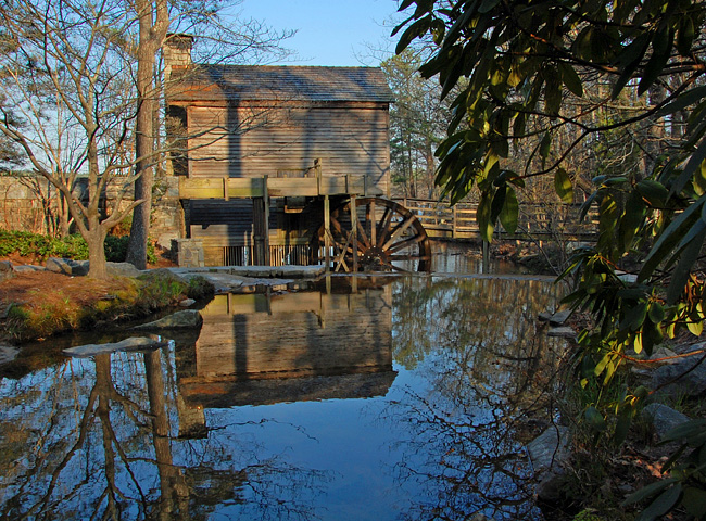 Grist Mill #20