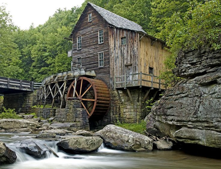 HQ Grist Mill Wallpapers | File 131.78Kb