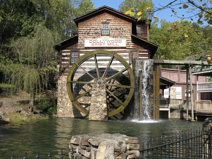 Images of Grist Mill | 900x675