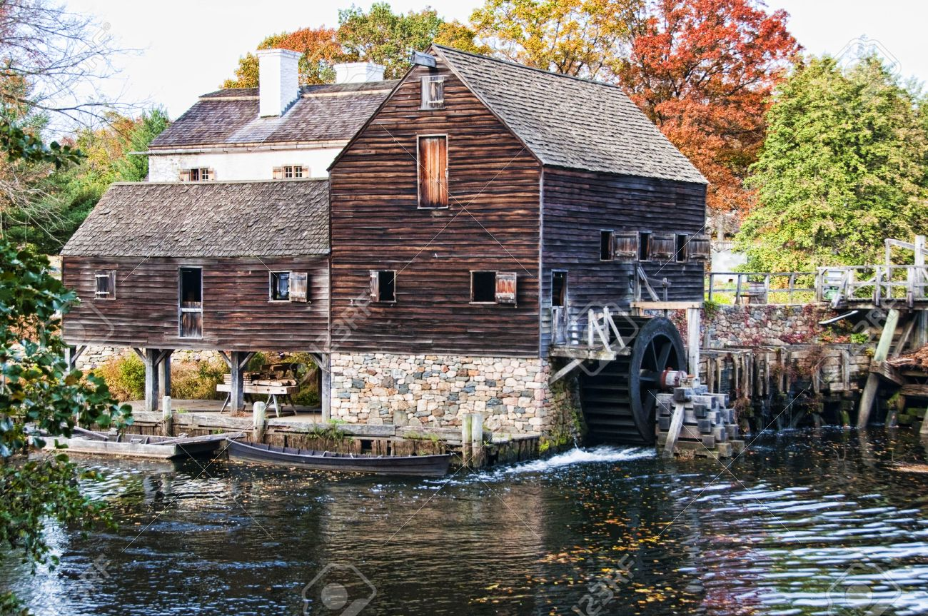 HQ Grist Mill Wallpapers | File 338.42Kb